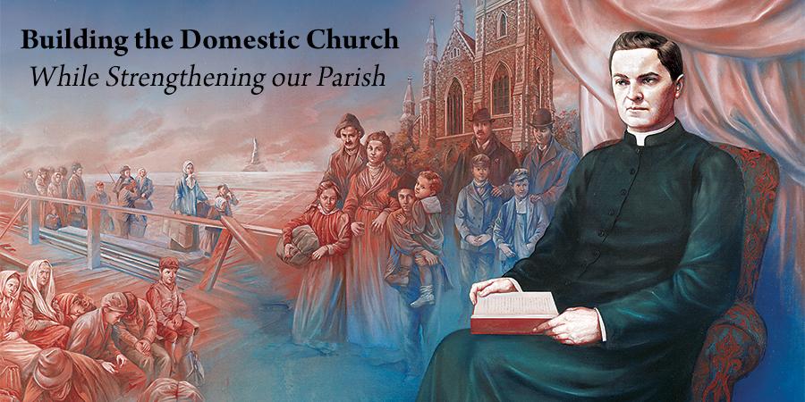 building domestic-church