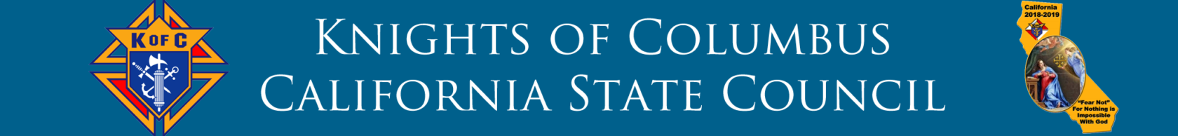 Knights of Columbus – California State Council