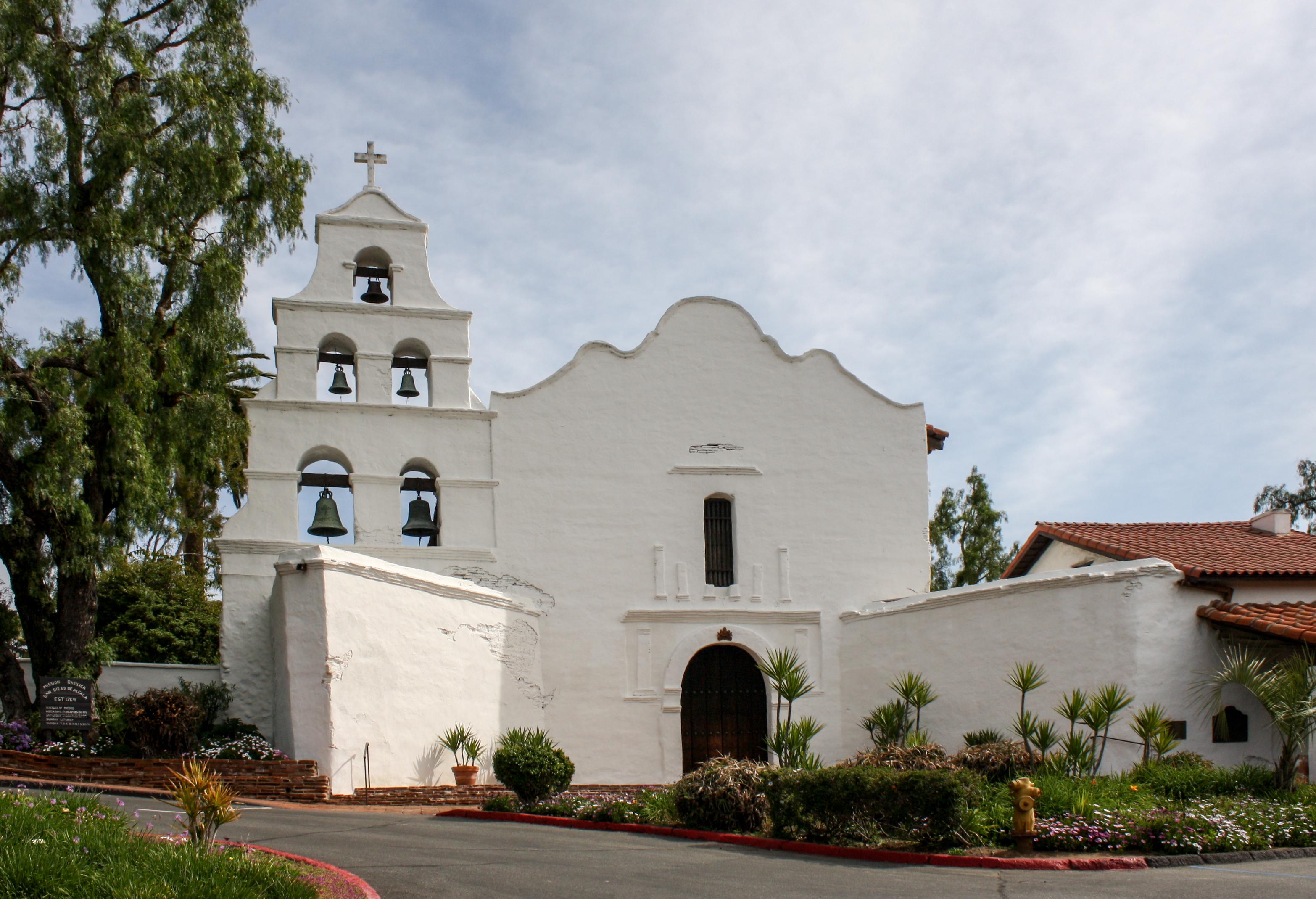 Mission San Diego de Alcala / Old Town San Diego Tour