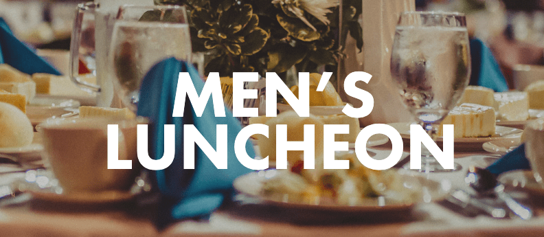 Mens Luncheon Ticket - Admittance (1)