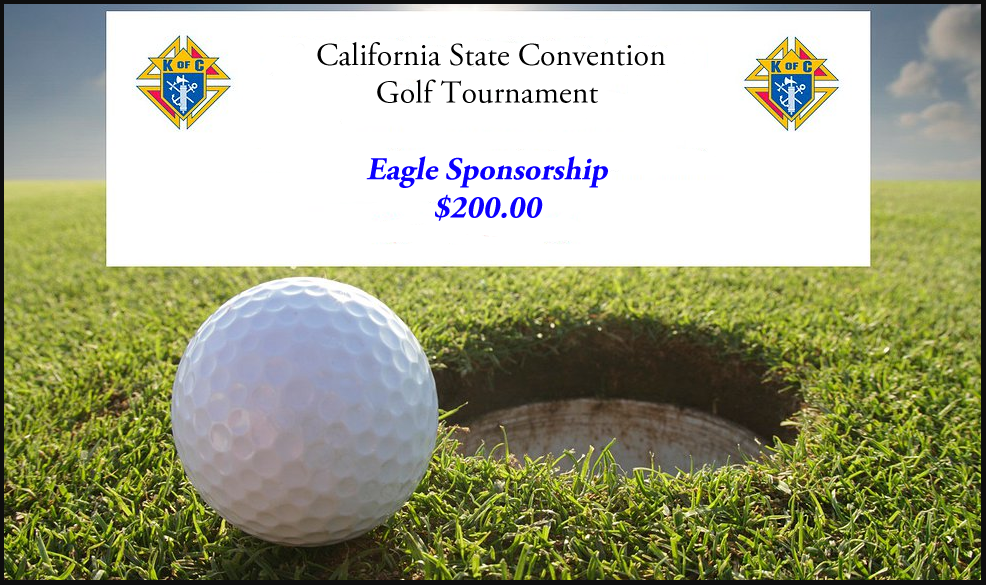 Golf Tournament 'Eagle Sponsorship'