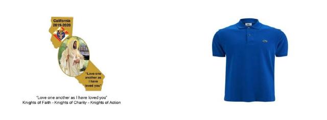 2020 State Convention Souvenir Shirt (S, M, L, XL, XXL)