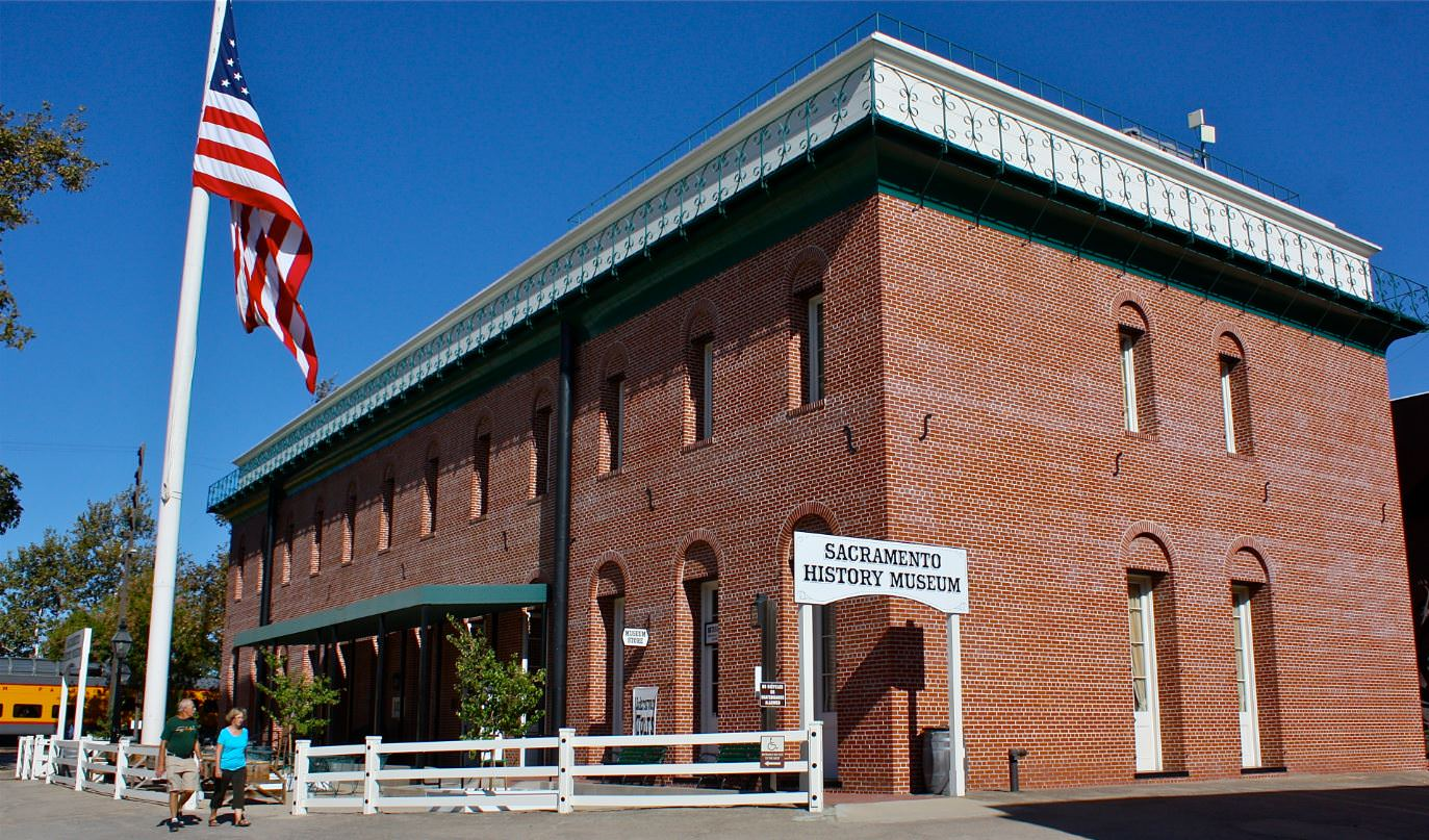 Sacramento History Museum & Old Town Tour