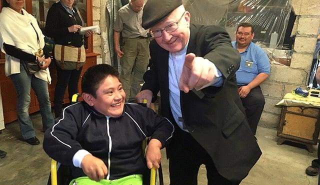 KofC Wheelchair