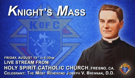Votive Mass in honor of Blessed Michael McGivney